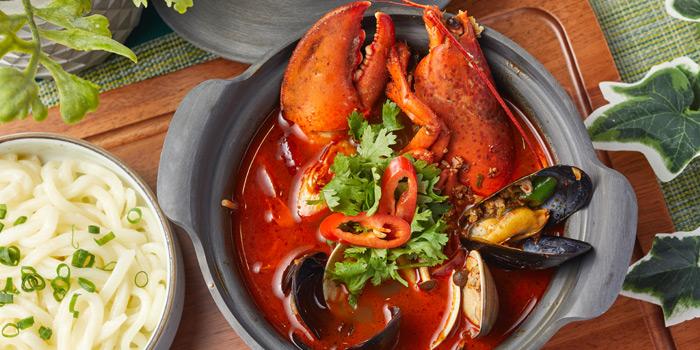 Lobster Spicy Bouillabaisse, Glasshouse Greenery, Tsim Sha Tsui, Hong Kong