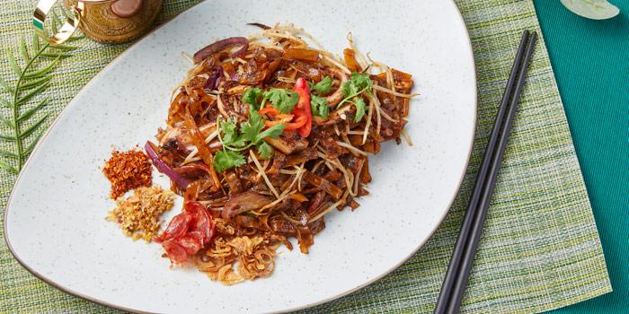 Malaysian style Flat Rice Noddle, Glasshouse Greenery, Tsim Sha Tsui, Hong Kong