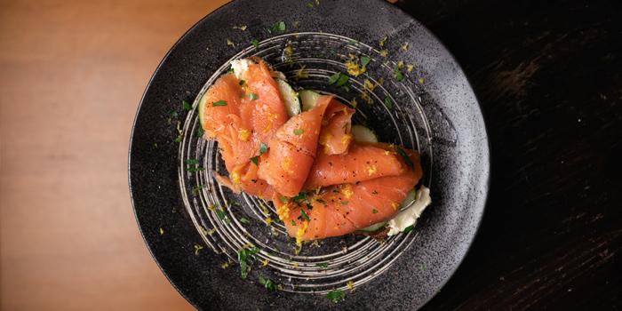 Smoked Salmon, Classified, Happy Valley, Hong Kong