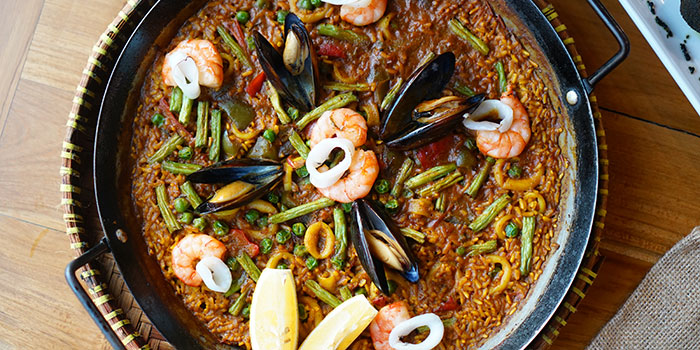 Special Dish 2 at Plan B - Spanish Resto (Permata Senayan)