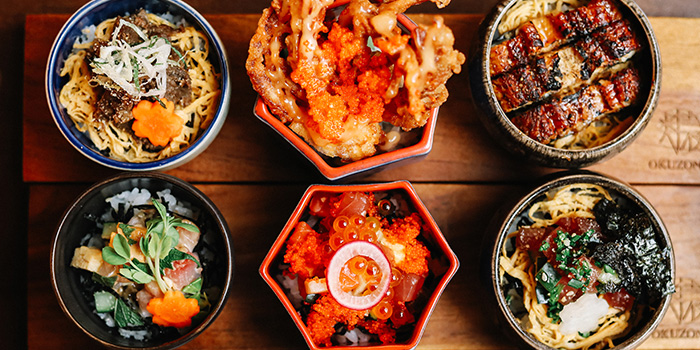 Special Dish 2 at Okuzono Japanese Dining