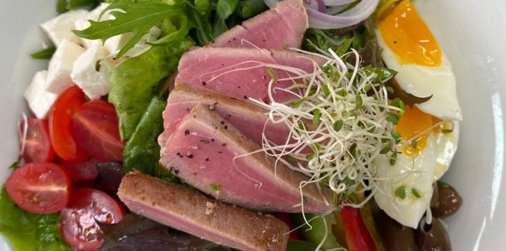 Nicoise Salad from Camden Hill Restaurant & Bar  in Bukit Timah, Singapore
