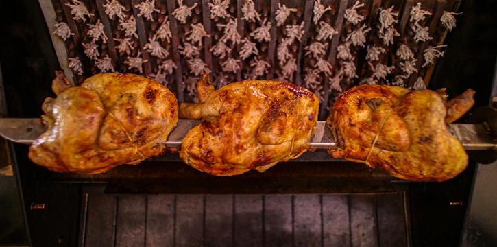 Grilled Chicken from Victoria By Cocotte at EmQuartier 637 Sukhumvit Rd Khlong Tan Nuea, Watthana Bangkok