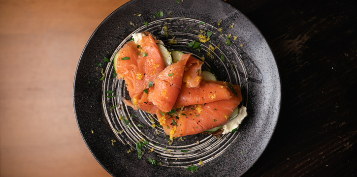 Smoked Salmon, Classified, Stanley, Hong Kong