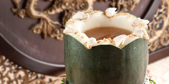 Winter Melon Soup from Asia Grand Restaurant at Odeon Towers in City Hall, Singapore
