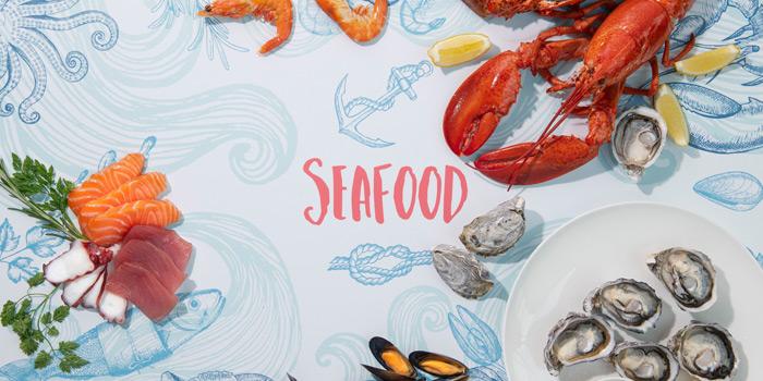 Sumptuous Summer Feast, Cafe Renaissance, Wan Chai, Hong Kong