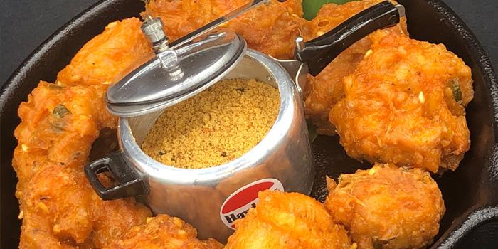 Gunpowder Chicken, Gunpowder Indian RestoBar, Wan Chai, Hong Kong