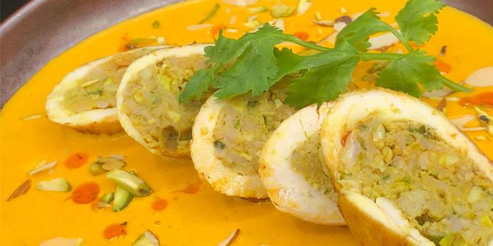 Chicken Roulade, Gunpowder Indian RestoBar, Wan Chai, Hong Kong