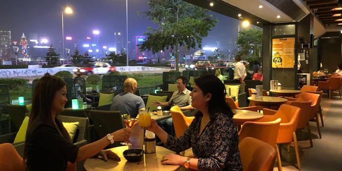 Bar, Namo Avant Thai, Tsim Sha Tsui, Hong Kong