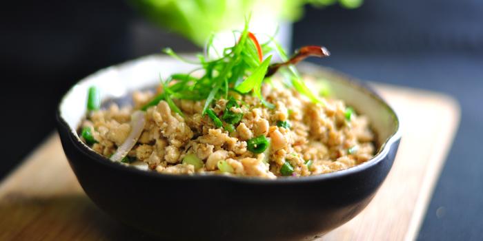Chicken Labb, Namo Avant Thai, Tsim Sha Tsui, Hong Kong