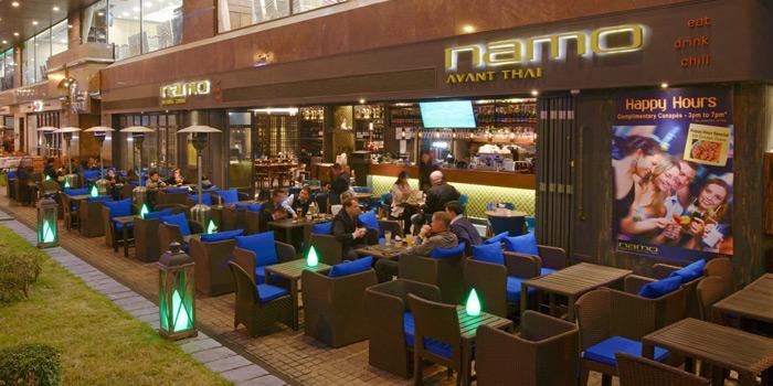 Shop Front, Namo Avant Thai, Tsim Sha Tsui, Hong Kong