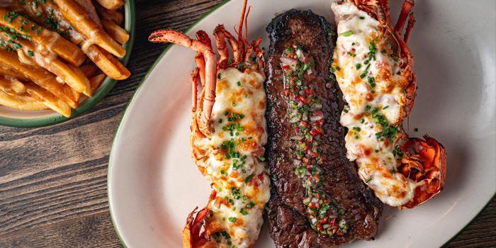 Lobster & Steaks, FRITES Belgium on Tap (Tseung Kwan O), Hong Kong