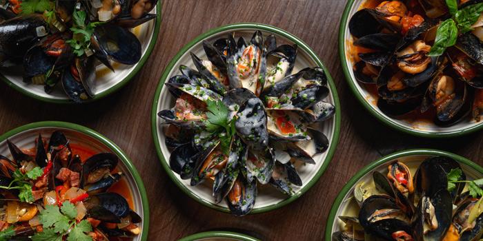 Mussel Pots, FRITES Belgium on Tap (Tseung Kwan O), Hong Kong