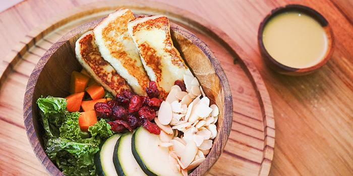 Food from Organicali, Canggu, Bali