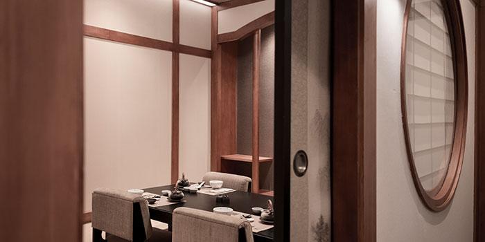 Tatami Room at NO NA MA Japanese & Thai Restaurant