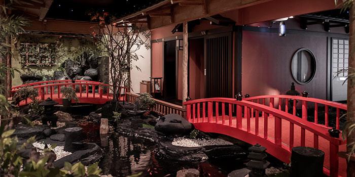 Garden 1 at NO NA MA Japanese & Thai Restaurant