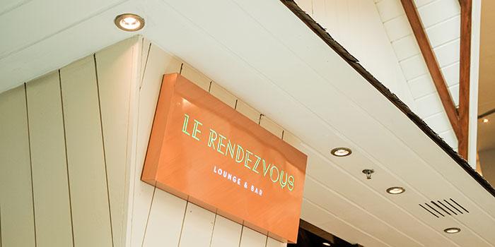 Exterior at Le Rendezvous (Le Meridien Jakarta)