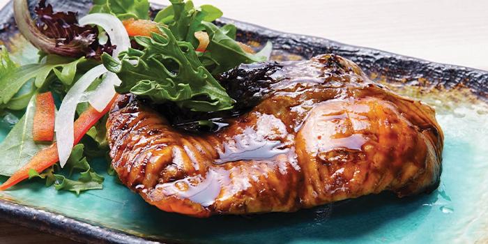 Salmon Teriyaki from Tomo Izakaya (Clarke Quay) in Clarke Quay, Singapore