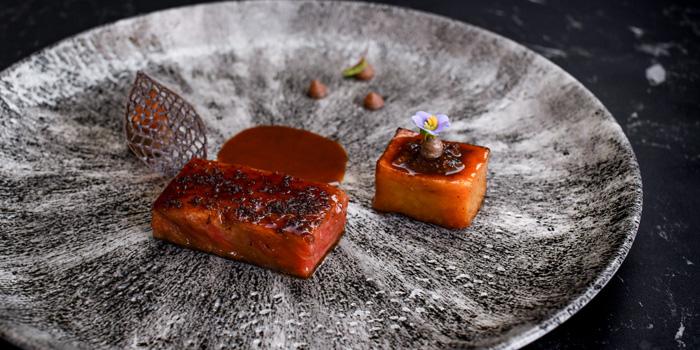 Wagyu-Beef-Satsuma from Elements at The Okura Prestige Bangkok Hotel 57 Witthayu Rd, Lumphini, Pathum Wan Bangkok