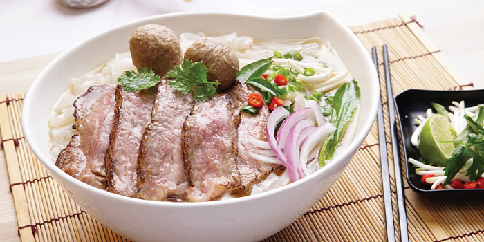 Special Flame Seared Sirloin Beef from So Pho (ION Orchard) at ION Orchard in Orchard, Singapore