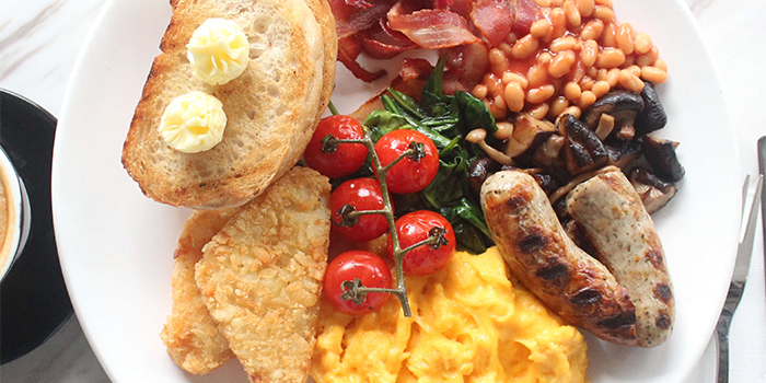 The Big Breakfast from The Dempsey Project in Dempsey, Singapore