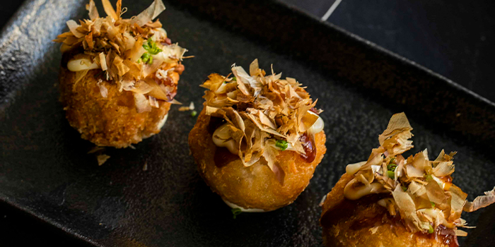 Octopus Croquettes from Heart of Darkness in Outram, Singapore