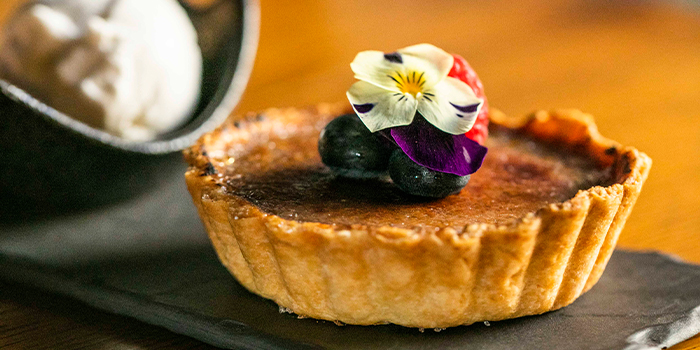 Tahitian Brulée from Heart of Darkness in Outram, Singapore