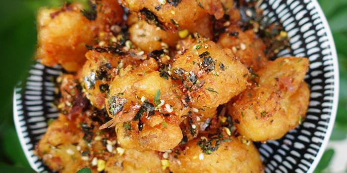 Furikake Cauliflower from Wheeler