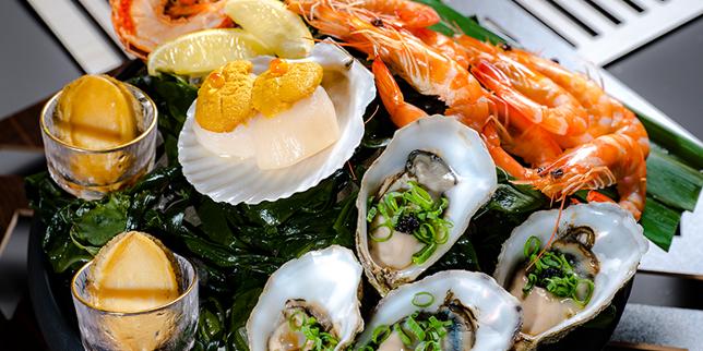 Seafood Platter, Zeng, Causeway Bay, Hong Kong
