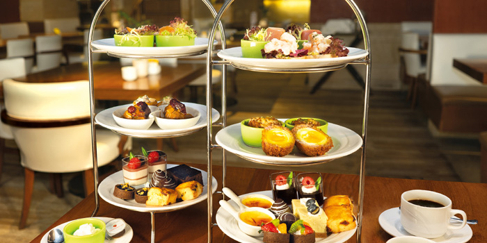 10 High Tea Set, Mall Café, Tsim Sha Tsui, Hong Kong