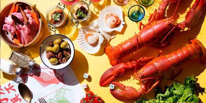 Boston Lobster, The Astor, Jordan, Hong Kong
