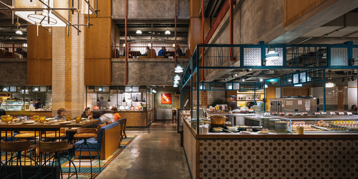 Dining Area, The Astor, Jordan, Hong Kong