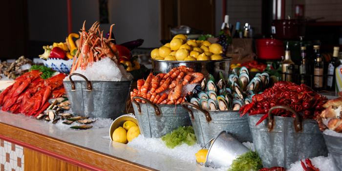Seafood Counter, The Astor, Jordan, Hong Kong