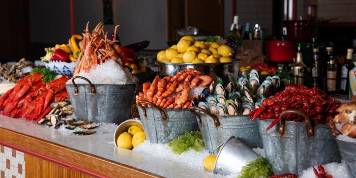 Seafood Counter, The Astor, Jordan, Hong Kong