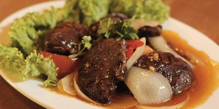 Beef in Red Sauce from Koh Nangkam in Bugis, Singapore