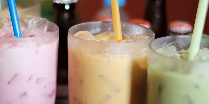 Drinks from Koh Nangkam in Bugis, Singapore