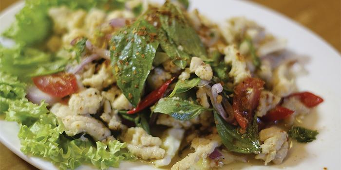 Chicken Salad from Koh Nangkam in Bugis, Singapore