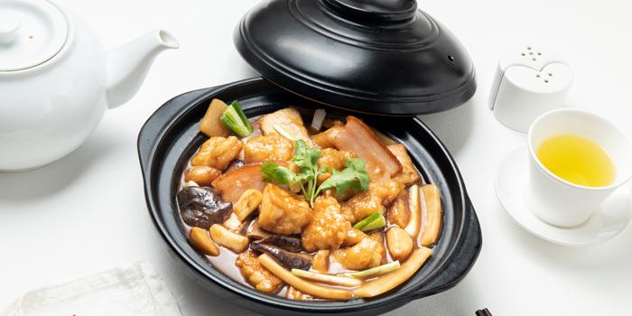 Food from Hong Bao, Bangkok, Thailand.Food from Hong Bao, Bangkok, Thailand.