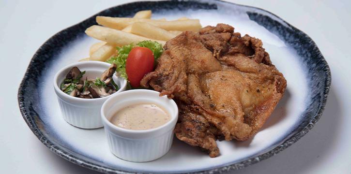 Goma Chicken from The Grumpy Bear @ Ang Mo Kio at Kebun Baru Community Centre in Ang Mo Kio, Singapore
