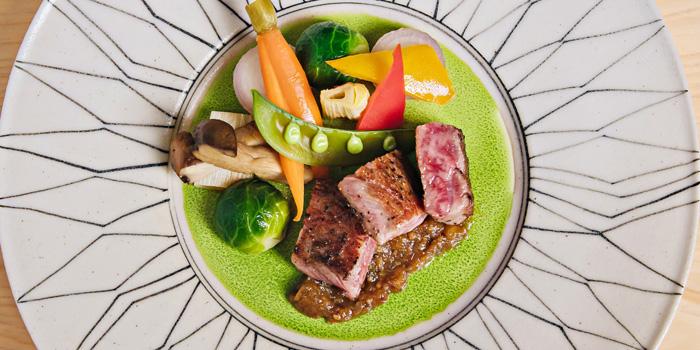 Main Dish from Kappo Kazunobu at 115 Nihonmachi, Sukhumvit 26 Alley, Khlong Tan, Khlong Toei, Bangkok