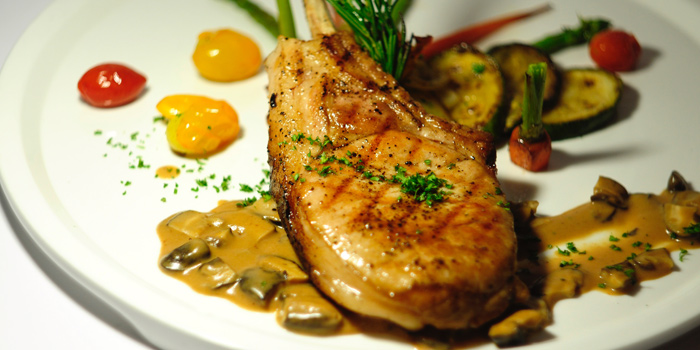 Pork Chop from PAOLO
