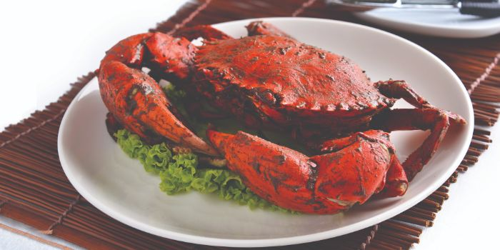 Best Black Pepper Crab from Long Beach @ Robertson Quay at The Quayside in Robertson Quay, Singapore