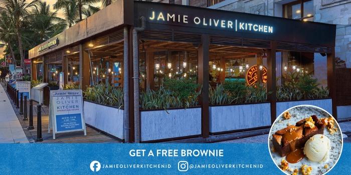 Jamie Oliver Kitchen Kuta Beach
