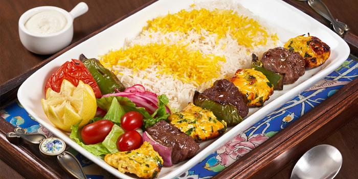 Bakhtiyari With Rice, LOVEAT - Persian Cuisine, Central, Hong Kong