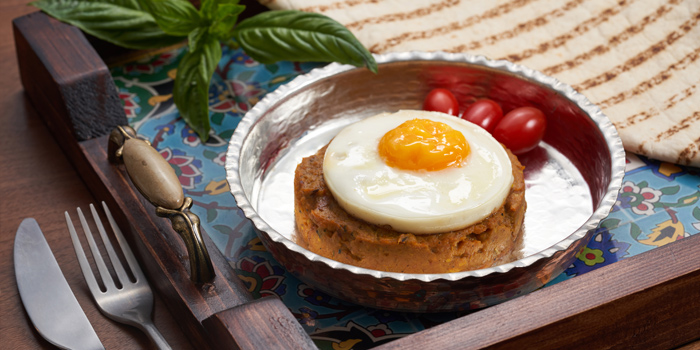 Mirza Ghasemi, LOVEAT - Persian Cuisine, Central, Hong Kong