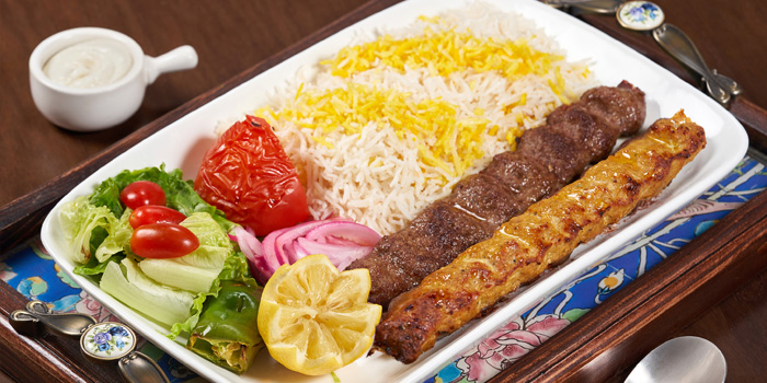 Mix Kabab With Rice, LOVEAT - Persian Cuisine, Central, Hong Kong