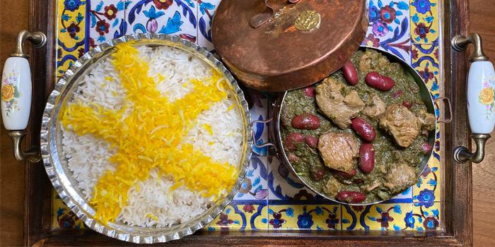 Ghormeh Sabzi, LOVEAT - Persian Cuisine, Central, Hong Kong