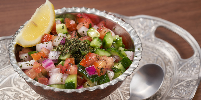 Shirazi Salad, LOVEAT - Persian Cuisine, Central, Hong Kong