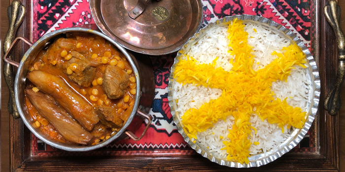 Gheymeh Bademjan, LOVEAT - Persian Cuisine, Central, Hong Kong