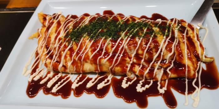 Special Dishes  from Serina Japanese Teppanyaki at 9/26 Soi Jim Thompson Surawong, Bangrak Bangkok